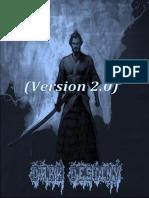 Dark Destiny 2.0 Guia(D.D) rol.