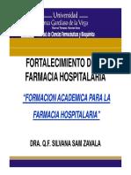 UNMSM FARMACIA HOSPITALARIA
