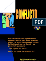 CONFLICTO-Resumen