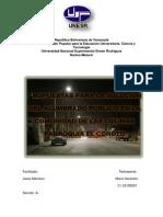 Propuesta Para Solucion de Alumbrado Publico