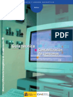 Guía Técnica Contabilización de consumos