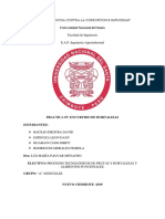 Informe Nº7. Encurtido de Hortalizas