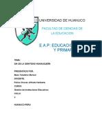 Monografia de Identidad Huanuqueña