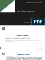 SEMANA 14_Distribución Normal