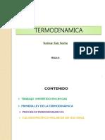 Clase de Termodinamica diapositivas