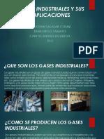 Gases Industriales y Sus Aplicaciones