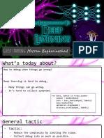 12 - Deep Learning