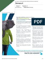 Evaluación Parcial Proceso Estrategico II