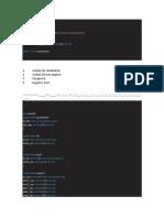 Create Database Asomuisca