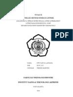 Tugas II Operasi Sistem