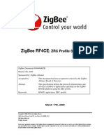 105546r00ZB Zigbee Rf4ce Sc-ZigBee Remote Control Application Profile Public