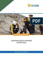 Perforacion en Mineria Superficial - (Em)