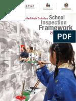 UAE School Inspection Framework_English
