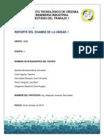 EXAMEN ESTUDIO