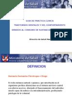 Guia Peruana Drogas