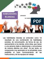 HABILIDADES BLANDAS PONENCIAS