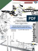 Tipos de Refuerzo Transversal y Consideraciones de Diseño Por Corte