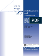 329231 Studies in Language Testing Volume 27