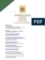 Sacramentum Caritatis Benedict XVI