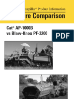 AP-1000b vs Blow Knox Pf-3200 (Qexq9702)