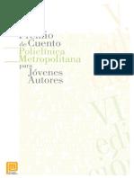 Premio de Cuento Policlínica Metropolitana para Jóvenes Autores