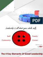 nota leadership