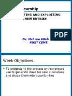 Lect 4 Entrepreneurship