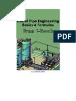 Basic Piping  & formulas