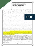 La Historia de Los Manuscritos de UCDM - Kenneth Wapnick