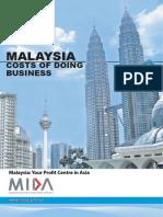 MIDA - Malaysia_cost of Doing Business