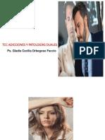 Ttc Adicciones y Patologías Duales - Tto.