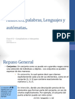 Clase 2 - Alfabetos, palabras, lenguajes y autómatas.pdf