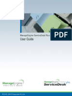 ManageEngine ServiceDesk Plus __ User Guide