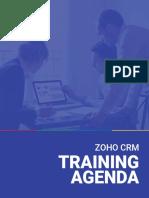 Zoho Crm Training