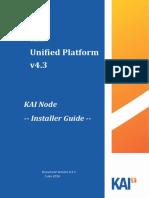 05012016_KAI UP v4.3_KAI Node Installer Guide_v4.1.1 (Omesti Malaysia)