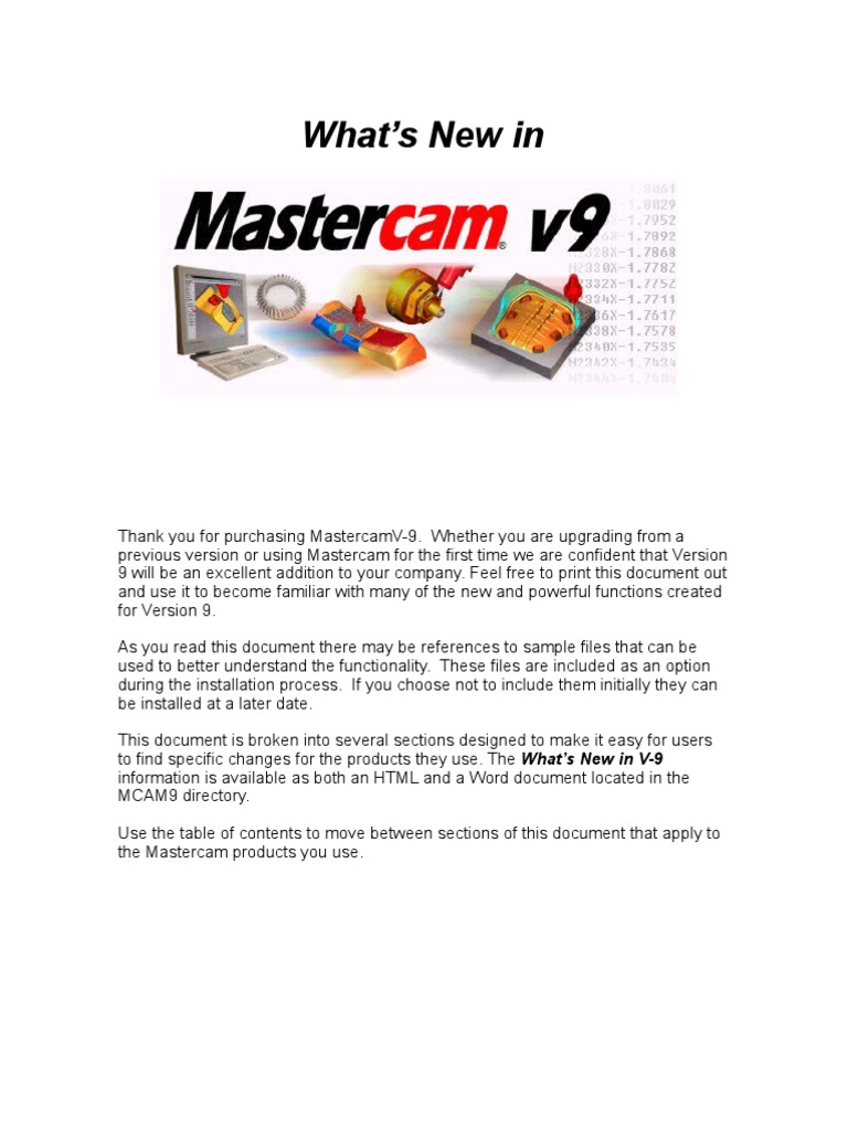 guide mastercam x4 browse manual guides u2022 rh trufflefries co Mastercam Desktop Mastercam Software