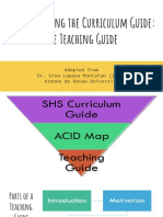 5 Teaching Guide