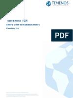 SWIFT Standards 2018 Installation notes.pdf