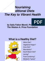 traditional-diets-weston-price.ppt