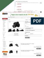 Canon PowerShot SX30 IS 14,1 Megapixels, Zoom Óptico 35x