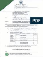 1573782806DM 273 s. 2019 - Corrigendum to DM 260 S. 2019 - Orientation on DepEd Computerization Program Packages for Batch 35 to 44 (1)