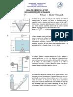 GUIA DE EJERCICIOS Hidráulica 1a Prueba