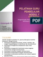 Presentasi Pedagogik F