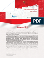 Data Sementara BPS Bogor