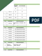 HVAC calculation