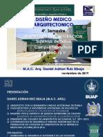 1a Clase Diseño Medico Arquitectonico