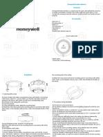 MiJia Honeywell Smoke Detector En