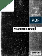 Manual de Taller Suzuki SJ
