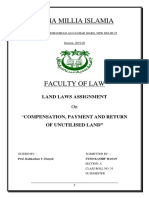 Kashif Land Law