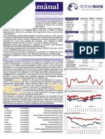 VB Saptamanal 18.11.2019 Inflatie in Accelerare, Deficit Extern in Adancire